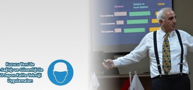 Argestar Kuzucu Yem İş Sağlığı ve Güvenliği Eğitimleri