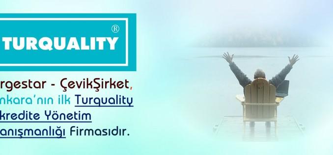 Argestar - ÇevikŞirket, Ankara'nın ilk Turquality Akredite Yönetim Danışmanlığı Firmasıdır.